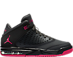Girls' Grade School Jordan Flight Origin 4 (3.5y - 9.5y) Basketball Shoes