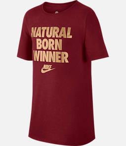 Boys' Nike Born Winner T-Shirt Product Image