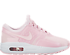Girls' Preschool Nike Air Max Zero SE Running Shoes