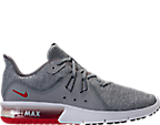 Cool Grey/University Red/Wolf Grey