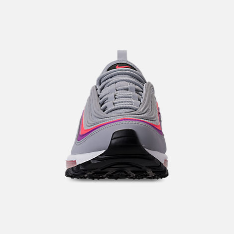 Front view of Women's Nike Air Max 97 Casual Shoes