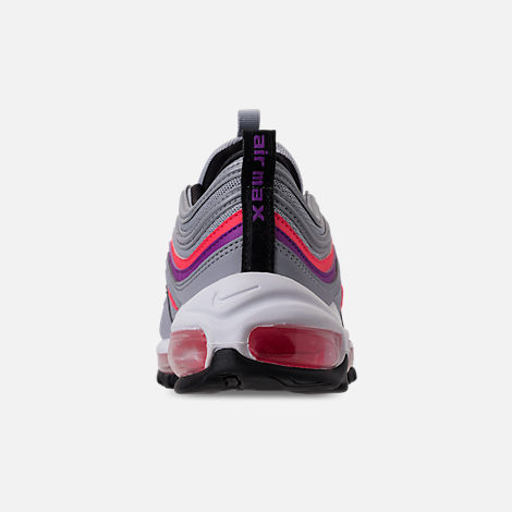 Back view of Women's Nike Air Max 97 Casual Shoes