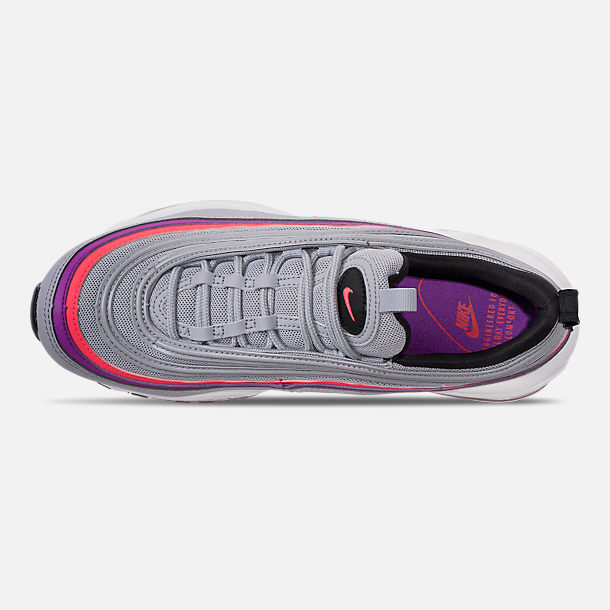 Top view of Women's Nike Air Max 97 Casual Shoes