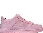 Girls' Grade School Nike Dunk Low '17 SE Basketball Shoes