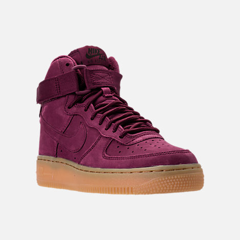 nike air force 1 high wb rot