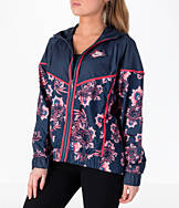 Women's Nike Sportswear Allover Print Windrunner Jacket