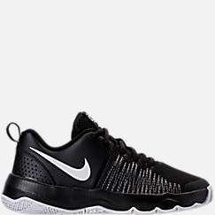 Boys' Grade School Nike Team Hustle Quick Basketball Shoes