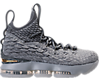 Boys' Grade School Nike LeBron 15 Basketball Shoes