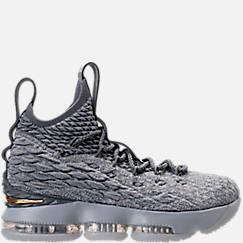 Kids' Grade School Nike LeBron 15 Basketball Shoes