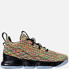 Little Kids' Nike LeBron 15 Basketball Shoes