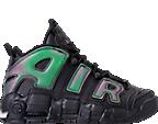 Boys' Grade School Nike Air More Uptempo SE Basketball Shoes