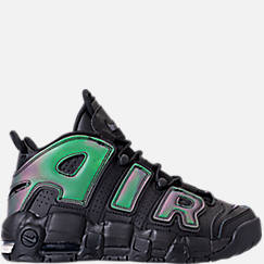 Boys' Grade School Nike Air More Uptempo SE Basketball Shoes