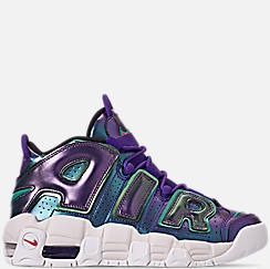 Big Kids' Nike Air More Uptempo SE Basketball Shoes