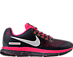 Girls' Grade School Nike Zoom Pegasus 34 Shield Running Shoes