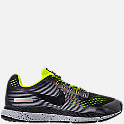 Boys' Grade School Nike Zoom Pegasus 34 Shield Running Shoes
