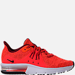 Boys' Grade School Nike Air Max Sequent 3 Running Shoes