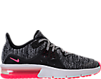 Black/Racer Pink/Anthracite
