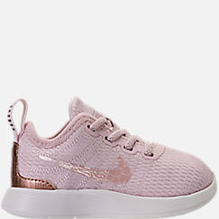 Girls' Toddler Nike Dualtone Racer Casual Shoes