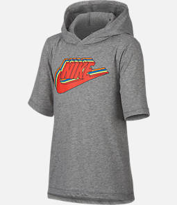 Boys' Nike Sportswear Hooded T-Shirt