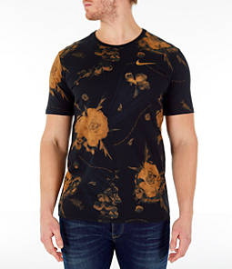 Men's Nike Dry Floral All-Over Print T-Shirt