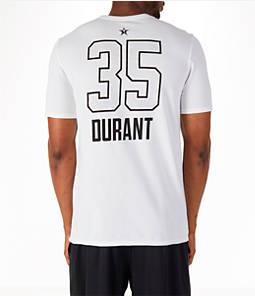 Men's Air Jordan NBA Kevin Durant All-Star Name and Number T-Shirt