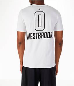 Men's Air Jordan NBA Russell Westbrook All-Star Name and Number T-Shirt