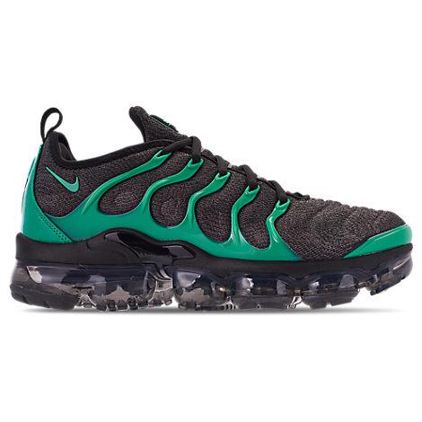 Nike Mens Air VaporMax Plus Running Shoes, Black
