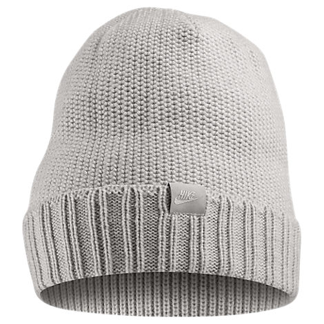 low priced aefba 1a790 Nike Unisex Sportswear Beanie Hat 2, Black