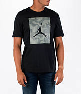 Men's Air Jordan 5 Camo T-Shirt