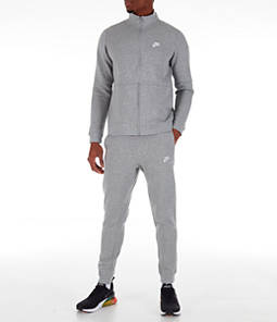 Men's Nike Sportswear Fleece Track Suit