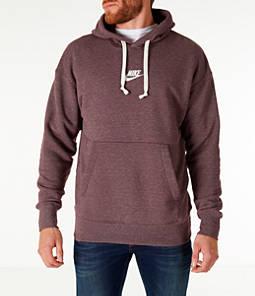 Men's Nike Sportswear Heritage Club Pullover Hoodie