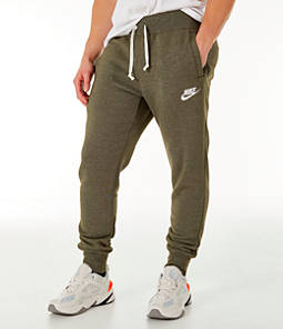 Men's Nike Sportswear Heritage Club Cuffed Jogger Pants