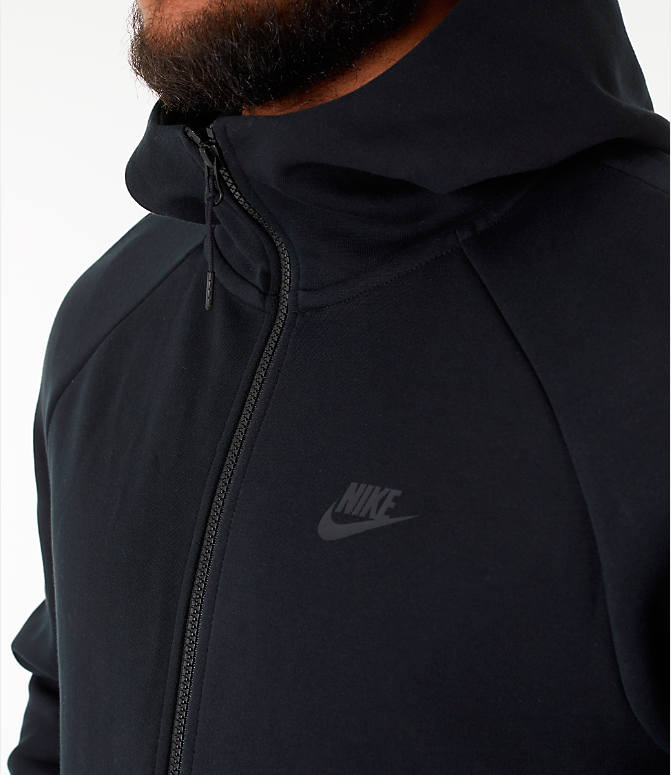 Men's Nike Sportswear Tech Fleece Full Zip Hoodie (Regular & Big)