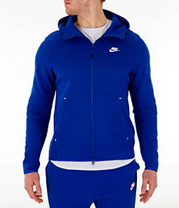 fa5334d09 Men's Nike Sportswear Tech Fleece Full-Zip Hoodie