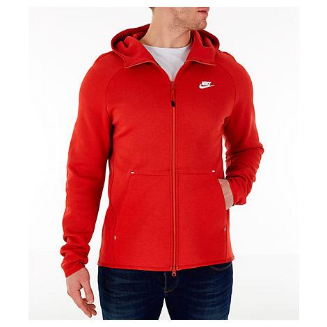 7eda1ce9a2d4 Nike Men S Sportswear Tech Fleece Full-Zip Hoodie