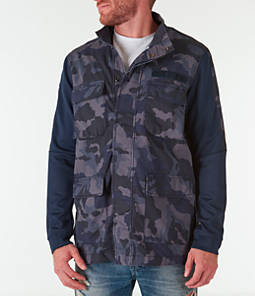 Men's Nike Sportswear Camo Jacket