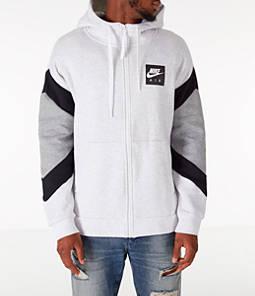 Men's Nike Air Fleece Full-Zip Hoodie