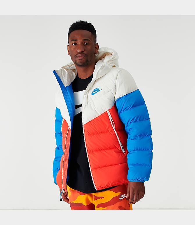 Men's Nike Sportswear Windrunner Down Fill Jacket