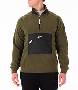 Men's Nike Sportswear Season Half-Zip Jacket