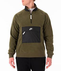 Men s Nike Sportswear Season Half-Zip Jacket 95c995fb9ae3