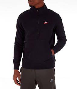 Men's Nike Sportswear Foundation Half-Zip Sweatshirt