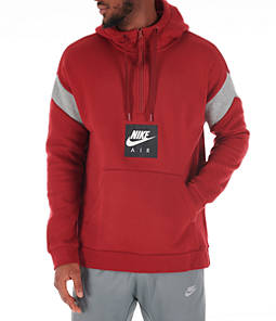 Men's Nike Air Half-Zip Hoodie