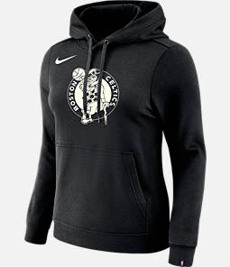 Women's Nike Boston Celtics NBA Logo Hoodie