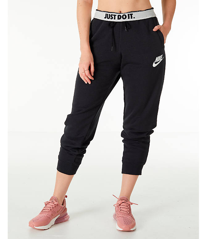 ea5306f88b66 Front view of Women s Nike Sportswear Rally Jogger Pants