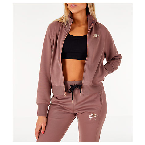 Women'S Sportswear N98 Track Jacket, Pink in Brown