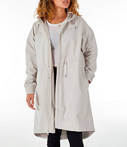 Women's Nike Sportswear Windrunner Long Hooded Wind Jacket