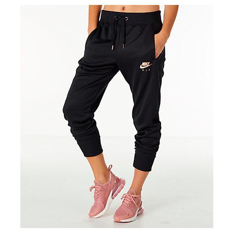 Women'S Sportswear Jogger Pants, Black