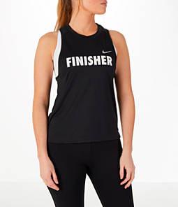 Women's Nike GO LA 10K Exclusive Miler Tank