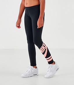 Girls' Nike Sportswear Fave Leggings