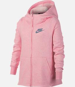 Girls' Nike Full-Zip Hoodie